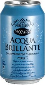 Acqua Brillante Recoaro  (33cl)