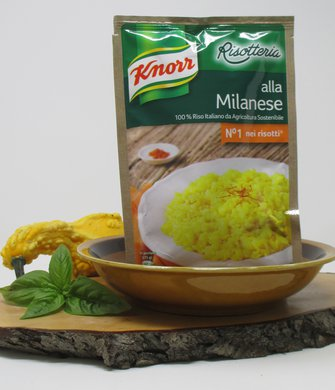 Risotto alla Milanese Knorr g 175