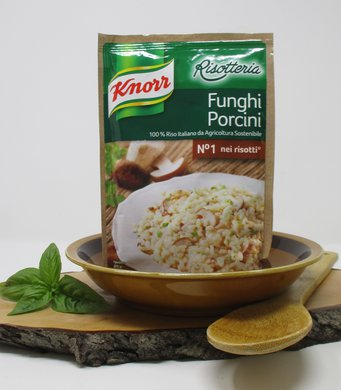 Risotto ai funghi Knorr g 175