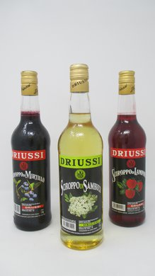 Sciroppo Mirtillo Driussi (100cl)