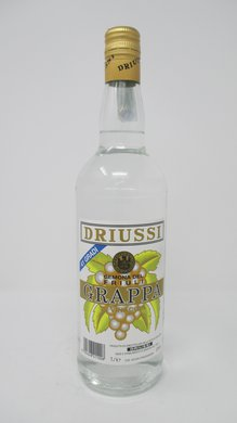 Grappa Driussi 41ー (100cl)