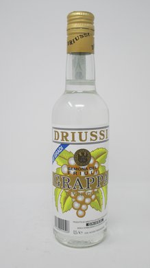 Grappa Driussi 41ー (50cl)
